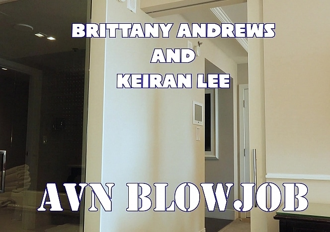 BrittanyAndrews/Keiran and Brittany AVN