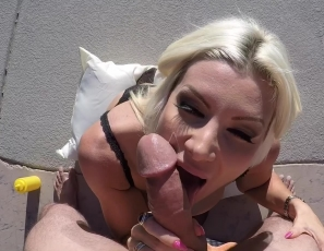 BrittanyAndrews/Vic POV BJ